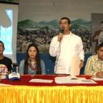 Foto 1.- Miembros de la Dirección Nacional de la Jpsuv sostuvieron encuentro con estructuras municipales y parroquiales (1)