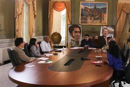 Delcy_con_Maduro_VP_Politica