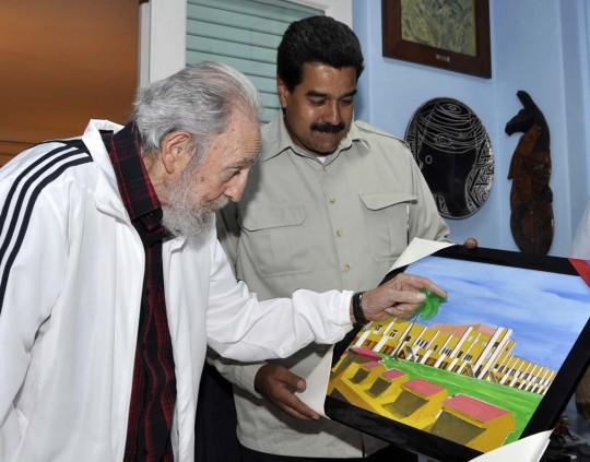 Nicolás-Maduro-Fidel-Castro-e1470839650748-540x423