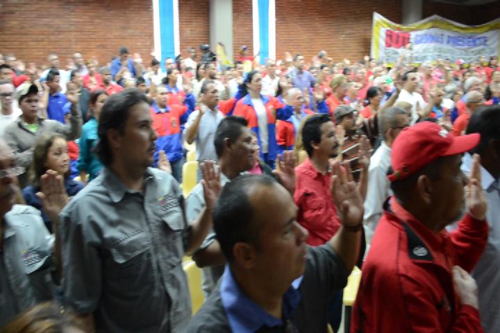 PSUV 2016.Imagen fija001