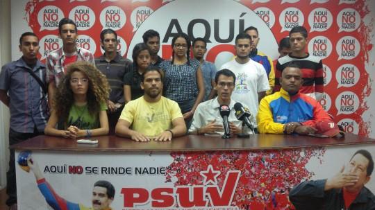 """""""Ninguna organización política juvenil ha realizado un campamento de tal magnitud en Venezuela como este"""", dijo Osío"""
