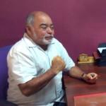 Diputado socialista, Sergio Fuenmayor, visita el IUTM, Extensión El Moján.