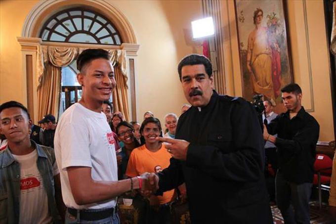 Maduro-Jovenes