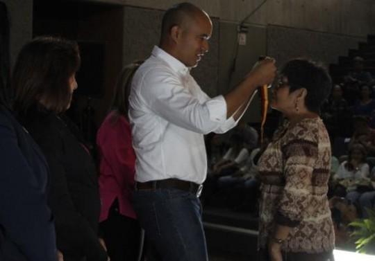 Foto: Prensa Miranda