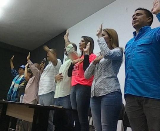 Foto: Comando de campaña Miranda
