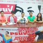 La Jpsuv Lara rechazó rotundamente las acciones militares por parte del imperialismo en contra de Siria