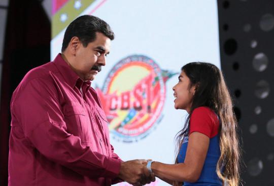 Foto: Cortesía Nicolás Maduro