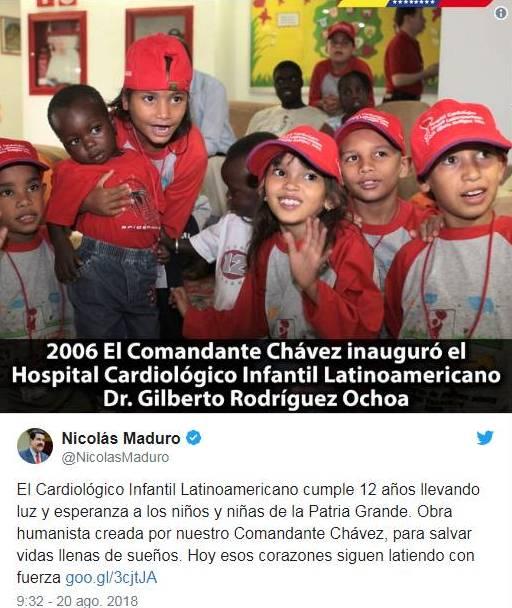 Tweet Cardiologico