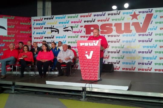20181001 Diosdado Cabello