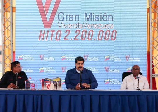 20181004 1 Pdte. Maduro GMVV 2200000
